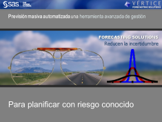 Sas, First Forecasting Event, Vertice