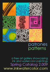 Patrones, patterns, catálogo de primavera 2009